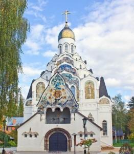 Спасский храм г. Пушкино